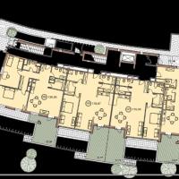 1-й этаж 1-й корпус