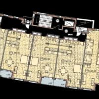 3-й этаж 1-й корпус