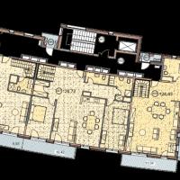 4-й этаж 1-й корпус