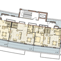 5-й этаж 1 -й корпус
