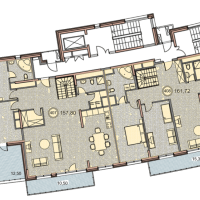4-й этаж 2-й корпус